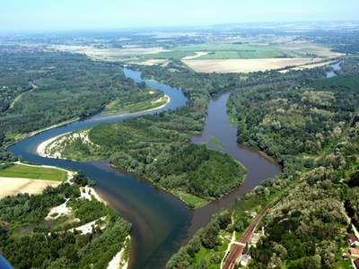 Dráva River, Hungary