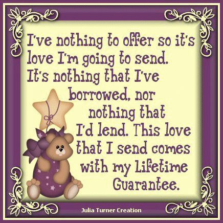 For You My Friend... ♥ ~ N ~ Gentle Hugs! Rettak ¥. Teddy Bear QuotesFriends  ForeverBest ...