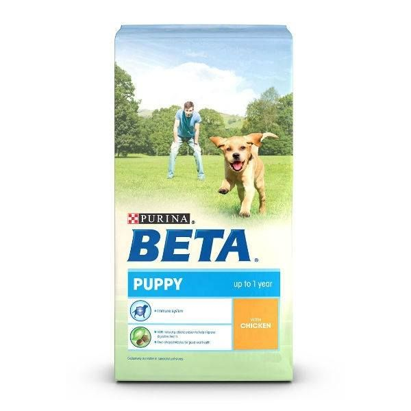 PURINA BETA Puppy with Chicken - Apply pet supermarket discount code to get free delivery