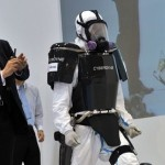New HAL Exoskeleton: Brain-Controlled Full Body Suit to Be Used In Fukushima Cleanup