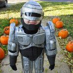 Kid's Robocop Costume Robocop (Kid's costume) /DSC00870jpg – Inhabitots Green Halloween Costume Contest