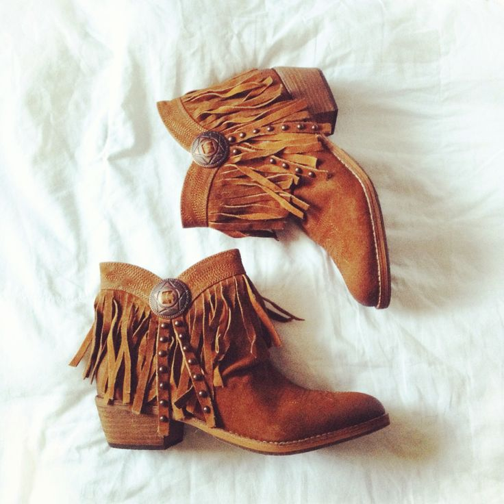 Best 25+ Fringe ankle boots ideas on Pinterest | Fringe boots ...