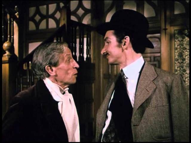 Arsène Lupin –odcinek 4 serial telewizyjny, zainspirowany cyklem powieści Maurice'a Leblanca.