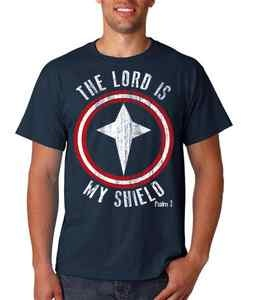Christian Tee Shirts Religious Inspirational Jesus T Shirts Captain America T | eBay