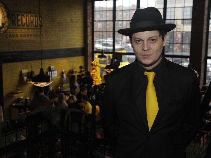 Джек Уайт открыл магазин Third Man Records в Детройте - http://rockcult.ru/jack-white-new-third-man-records-shop-in-detroit/