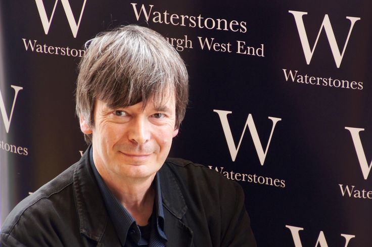 Latest news Ian Rankin announces another Rebus novel
