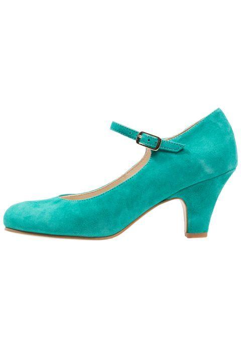 Turquesa Classic Classic Heels Heels Turquesa Classic HrRHXz