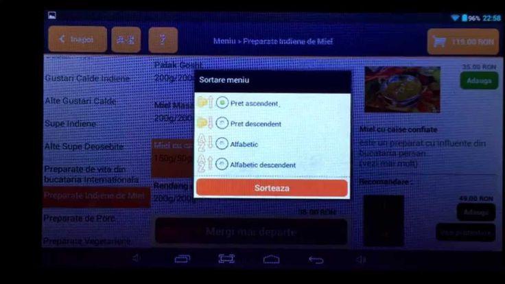 VreiMeniu Digital Menu by VreiSoft