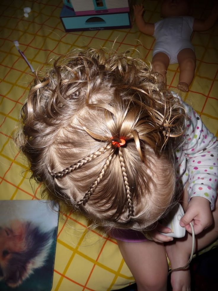 Admirable 1000 Ideas About Toddler Curly Hair On Pinterest Biracial Hair Hairstyle Inspiration Daily Dogsangcom