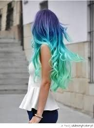 kolorowe włosy - Szukaj w Google