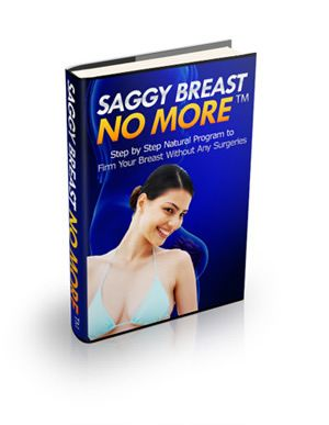 how to fix saggy breasts without surgery