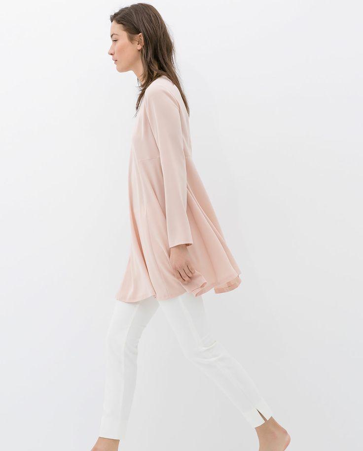 Image 2 of BABY DOLL DRESS from Zara