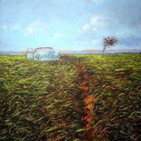 Pinturas $200 a $390 mil (CLP)   IVA @ Galería de Arte Trece