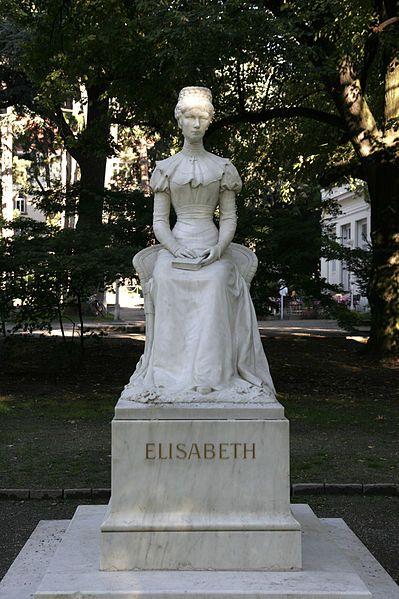 Denkmal für Elisabeth von Österreich-Ungarn in Meran