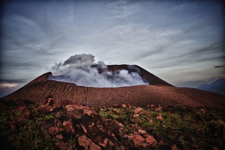 Volcan Telica - Quetzaltrekkers