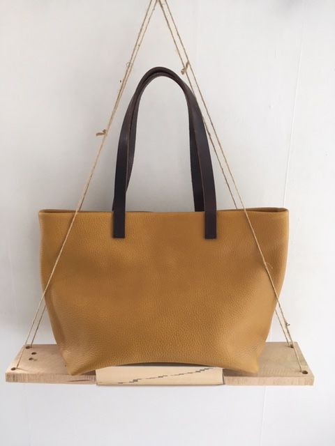 Mustard another fabulous colour in our Limited Edition Baby Alabama Tote!