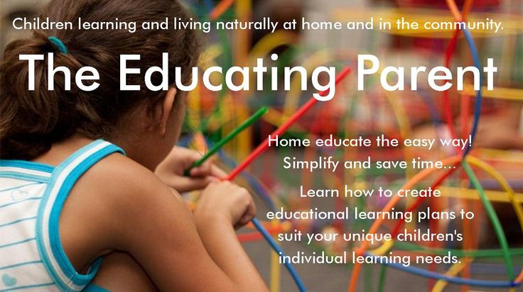 The Educating Parent (merging Beverley Paine's Homeschool Australia and Unschool Australia)