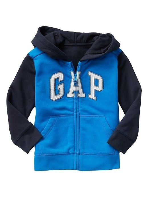 cad044eaf523 Outerwear 147324  Nwt Baby Gap Boys Zip Hoodie Sweatshirt Jacket Color  Block Blue You Pick Size -  BUY IT NOW ONLY   10.95 on  eBay  outerwear   hoodie ...