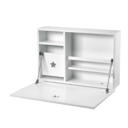 KIDS CONCEPT Skrivbord Star vägg vit pink or blue - Stort utbud ✓ Snabb leverans ✓ Prisvärt ✓ Fraktfritt från 500 kr ✓ Hos oss handlar du snabbt och enkelt!