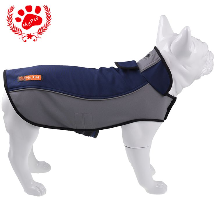 Vestiti Per Cane Cani Cappotto Giacca di Marca inverno fl Sicurezza Delle Forniture Piccolo Grande Cane Impermeabile Pet Impermeabili Caldi All'aperto XXXL