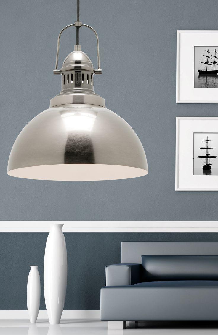 #MercatorLighting Industry Pendant #IndustrialDesign #ModernLighting #LightingInspiration