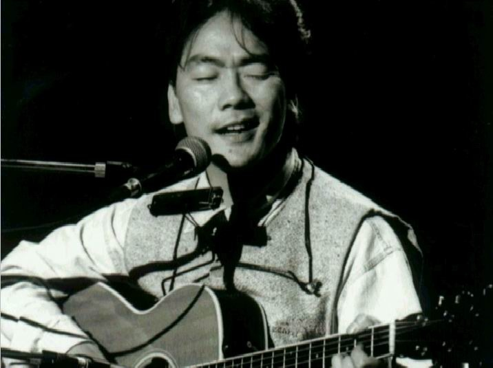 김광석(1964~1996) Kwang-Suk Kim, Korean Singer & Song Writer