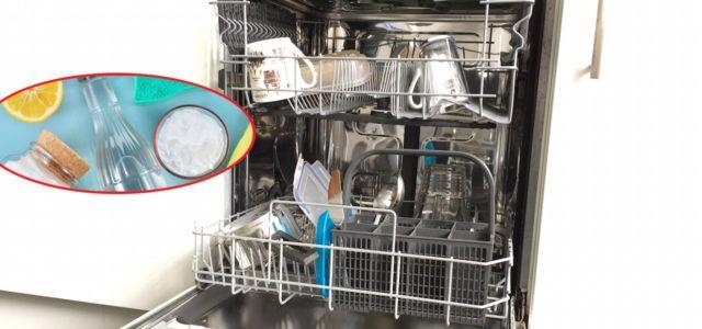Spülmaschine reinigen: Hausmittel statt Chemiekeule (Foto: geografika - Fotolia.com / Utopia Schoener)