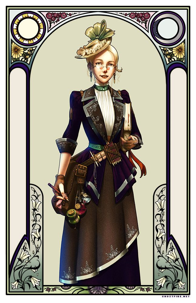 392 Best Images About Steampunk Naturalist On Pinterest