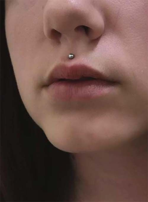 Body Piercing Types Healing Times And Aftercare Eyebrow Jewelry