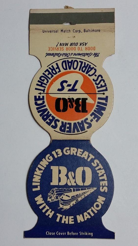 The Baltimore & Ohio Railroad B&O