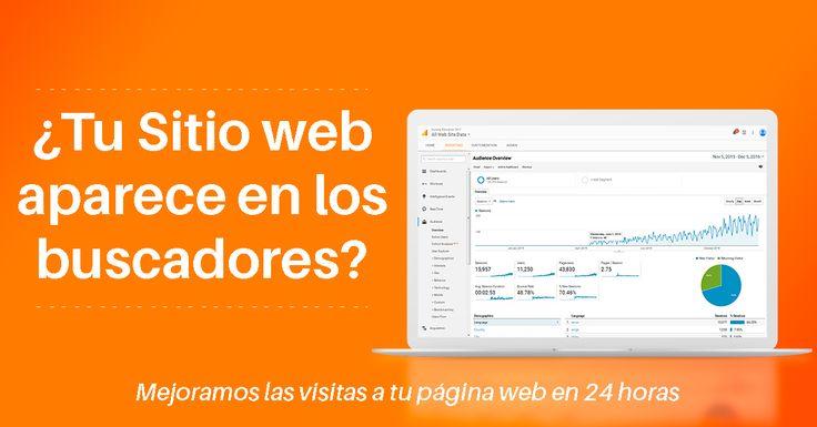 Si tu sitio web no aparece en los motores de búsqueda, es tiempo de crear una estrategia de posicionamiento web que ayude a generar visitas para tu página web.