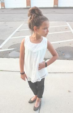 8 year old girls fashion - Google Search