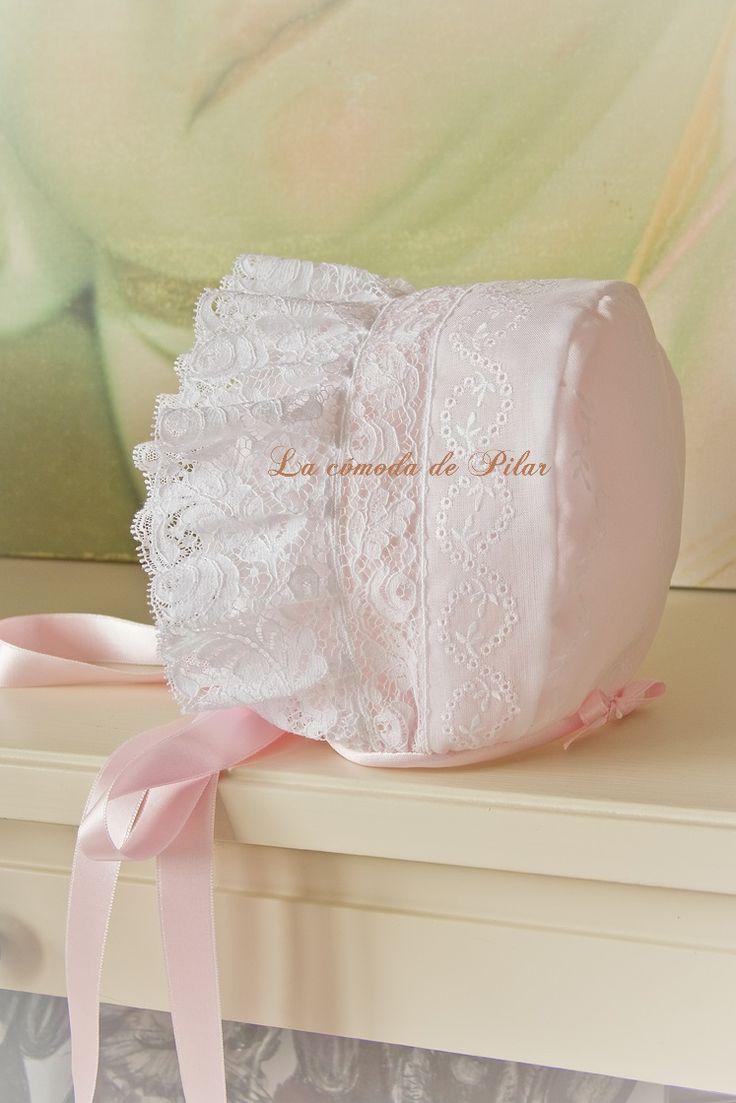 14 best capotas bebe artesanales hecho amano images on - Canastilla artesanal bebe ...