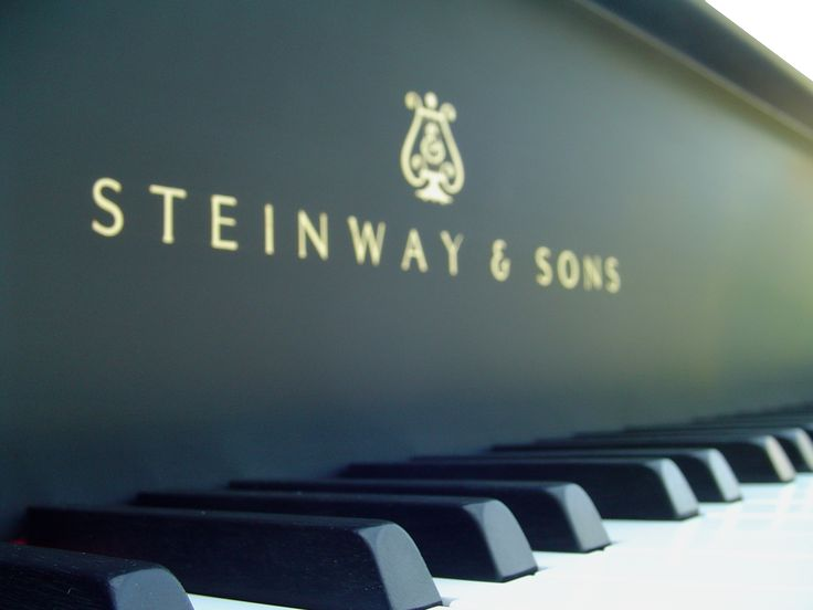 My first purchase if I ever win the lottery: Steinway grand piano.