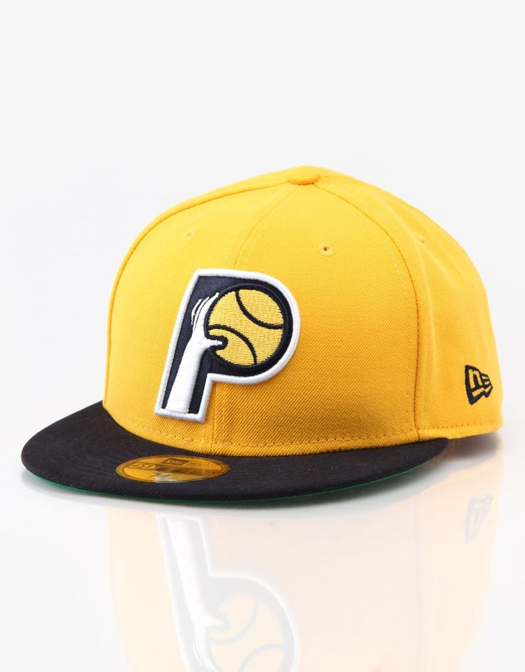 New Era ABA Indiana Pacers Fitted Cap