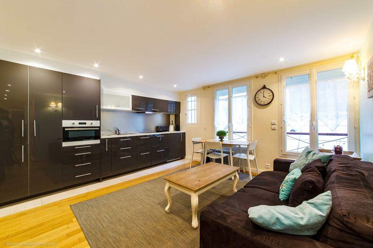 17 Best images about Rent 2-bedroom apartments Paris on ...