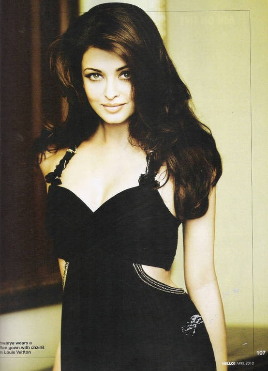 Aishwarya Rai Hello Magazine on LoLoBu. Discover what she wears.