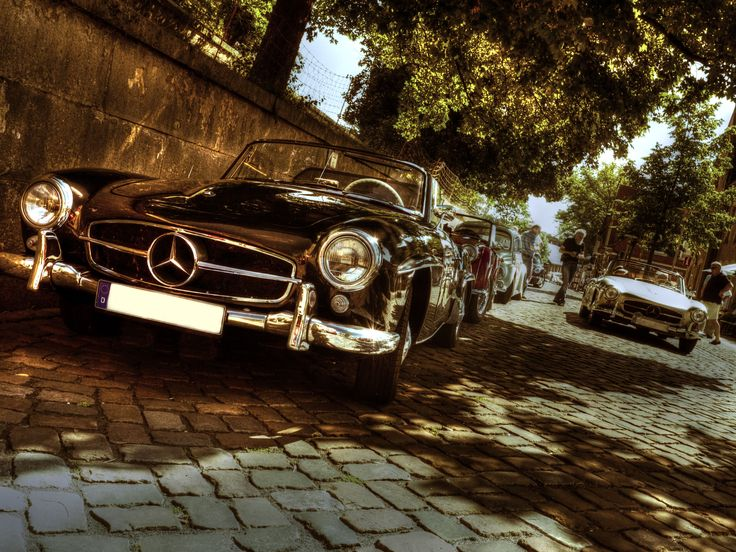 Mercedes Benz 250 SL