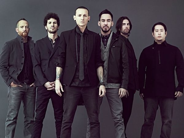Linkin Park. My favorite band in high school :) still a part of me that will always like them