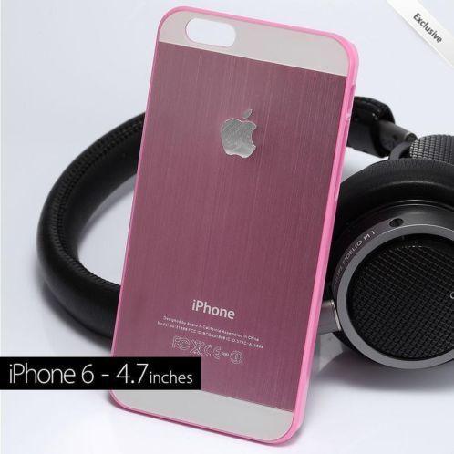 "≥ iPhone 6 4.7"" Roze Aluminium Case - Limited Edition! OP=OP! - Mobiele telefoons | Hoesjes en Frontjes | Apple iPhone - Marktplaats.nl amzn.to/YxWAYn ☺ ☻ ☻"