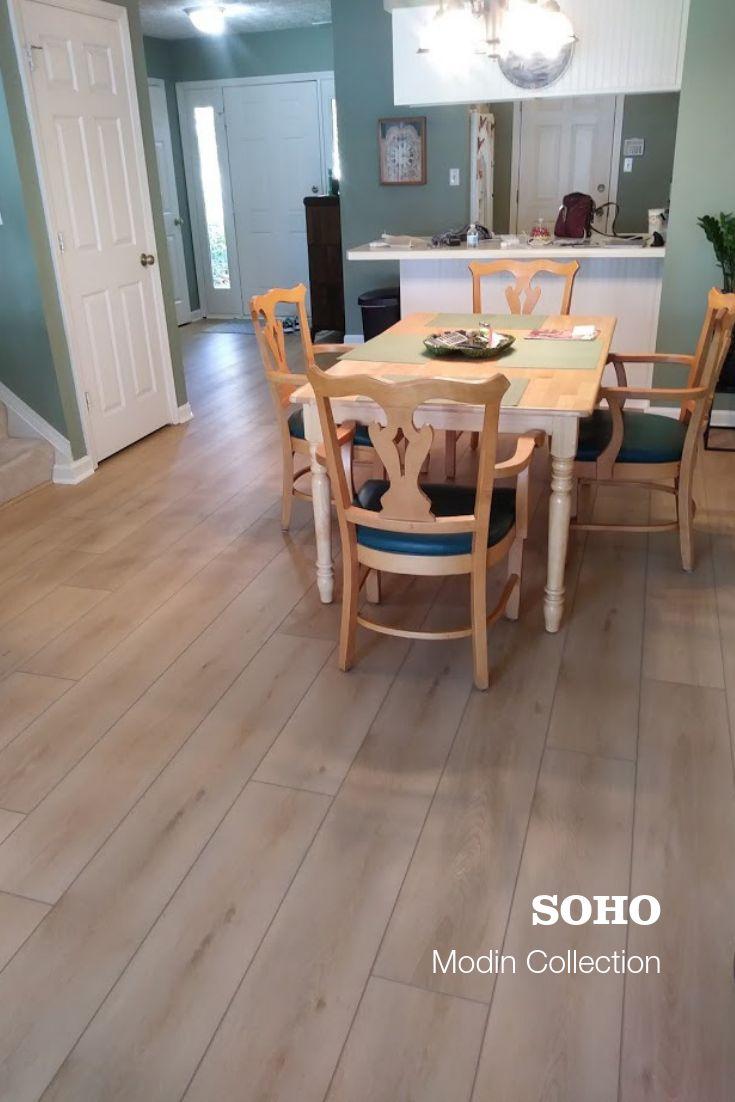 Soho Signature Luxury Vinyl Plank Tile