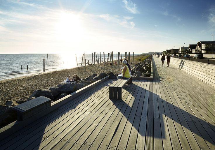 Galería - Paseo Costero y Club de Yates en Playa Esbjerg / Nathan Romero Arkitekter + Spektrum Arkitekter - 5