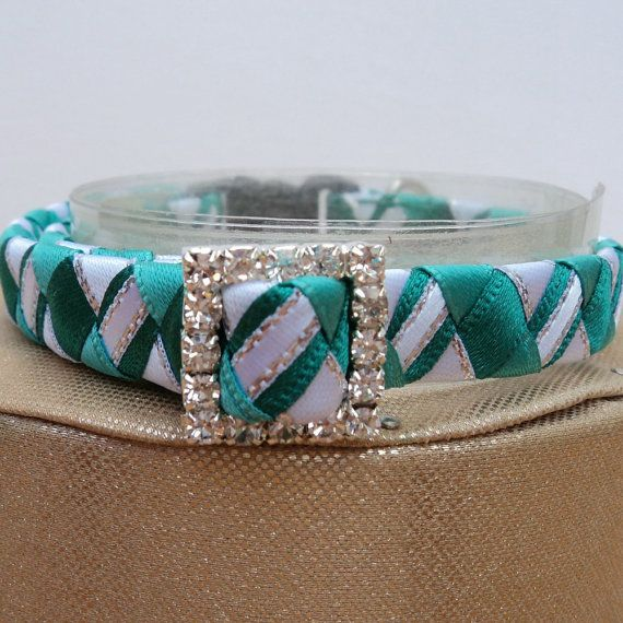 Hey, I found this really awesome Etsy listing at https://www.etsy.com/listing/154540366/designer-cat-collar-breakaway-in-teal