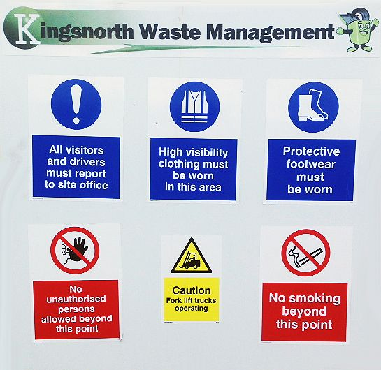 Best Kingsnorth Waste Flyers Images On   Industrial