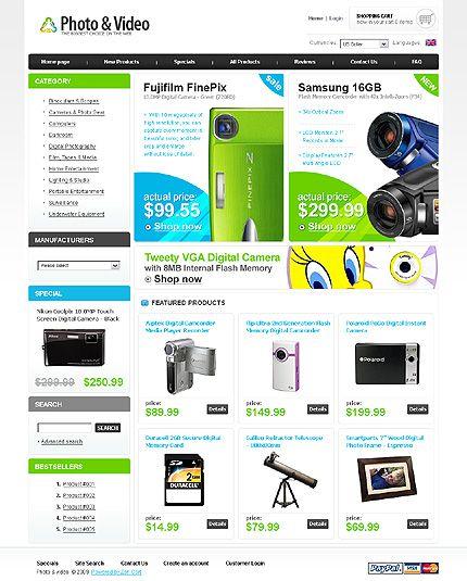 Photo & ZenCart Templates by Di
