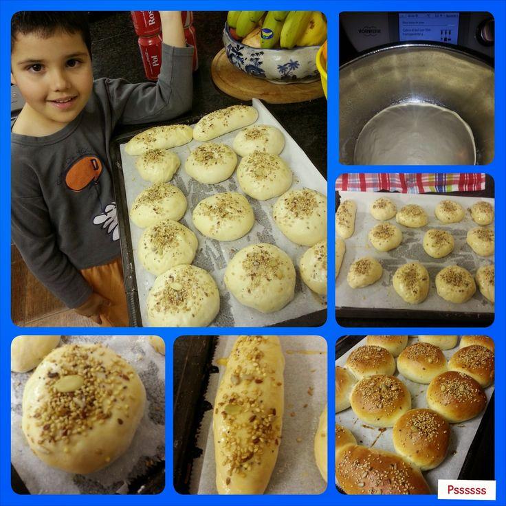 Mejores 52 imágenes de Pan en Pinterest   Empanadas, Recetario y ...