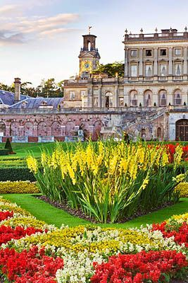 THE NATIONAL TRUST: CLIVEDEN, BUCKINGHAMSHIRE