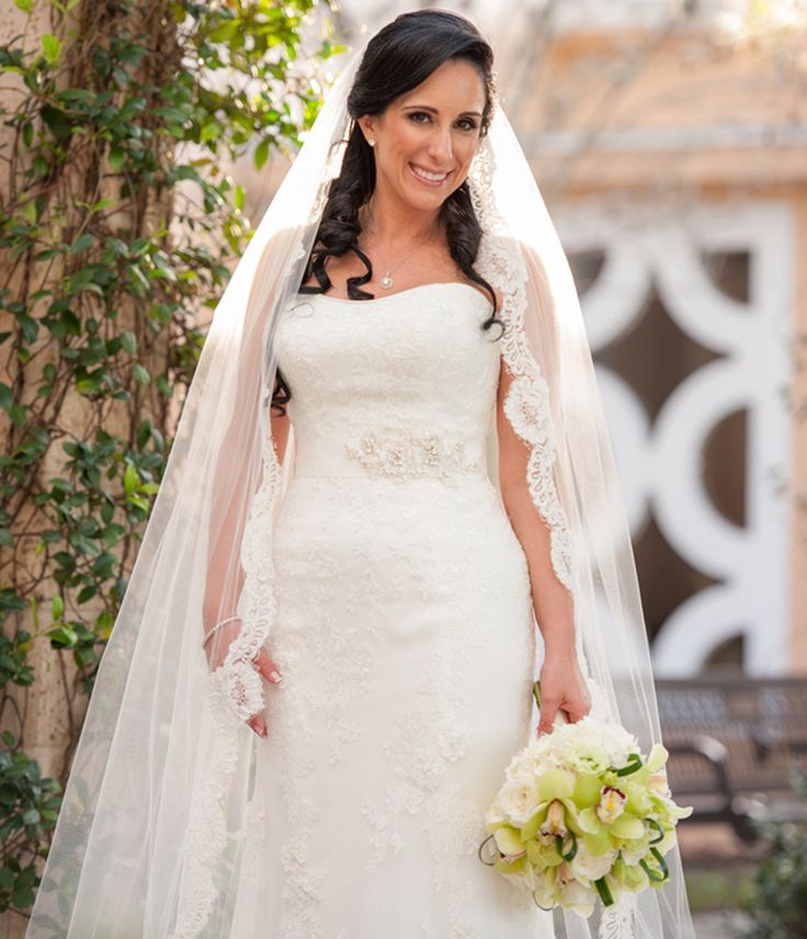 Wedding Gowns Tampa: Gorgeous Traditional Catholic Bride