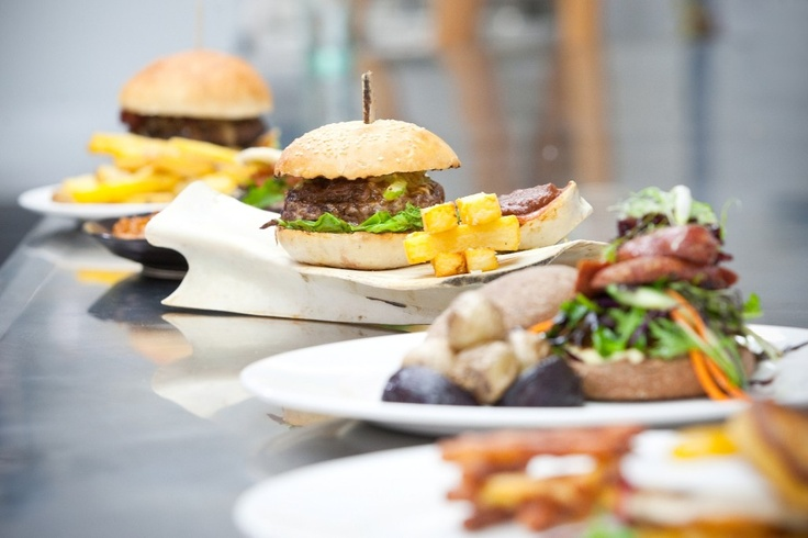 Burger Wellington 2012 Cook off entrants