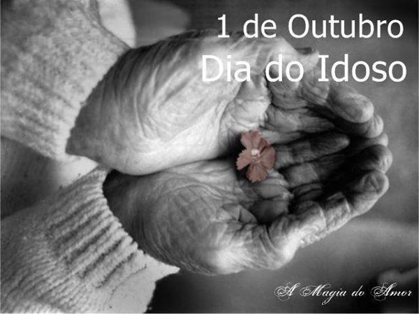 Dia do Idoso  O Dia do Idoso é comemorado no Brasil no dia 1º de Outubro e tem como objetivo a valorização do idoso.  Até o ano de 2006, esta data era celebrada no dia 27 de Setembro, porém, em razão da criação do estatuto do idoso em 1º de Outubro, o dia do idoso foi transferido para esta data de acordo com a lei número 11.433 de 28 de Dezembro de 2006. Existem varias leis que protegem o idoso de maus tratos. <3 Day of the Elderly   The Day of Older Persons is celebrated in Brazil on 1st…